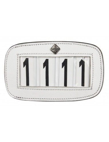 Saddle Pad Number Holder 4 Spaces