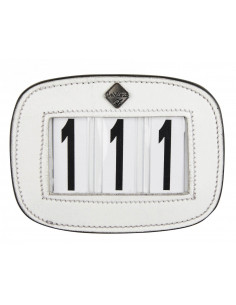 Saddle Pad Number Holder