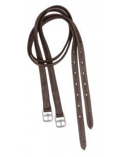 Stirrups leather 155cm