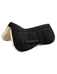 Correction pad w lambskin -...