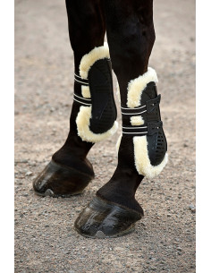 Tendon and Fetlock boots w...