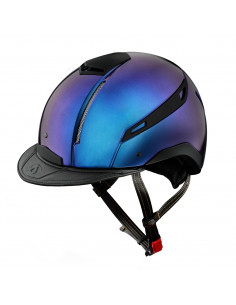 Jin Riding helmet Camaleonte