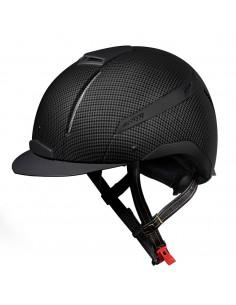 Jin Riding Helmet Carbon