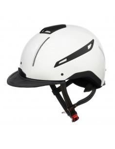 Jin Riding Helmet Fluo