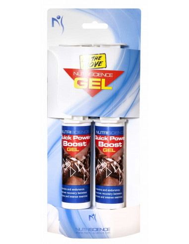 MuscleAid Gel QUICK POWER BOOST