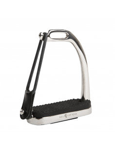 Safety Stirrup w Rubber plate