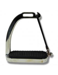 Safety Stirrup w Rubberplate