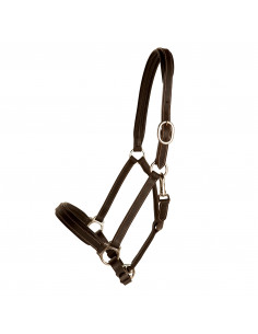 Lippo Leather Halter Supreme