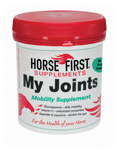 Horse First My Joints