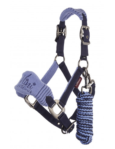 LeMieux Vogue MINI Fleece Headcollar...