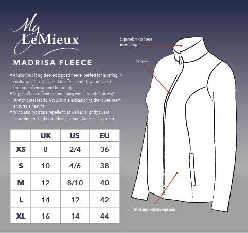 LeMieux Madrisa Fleece