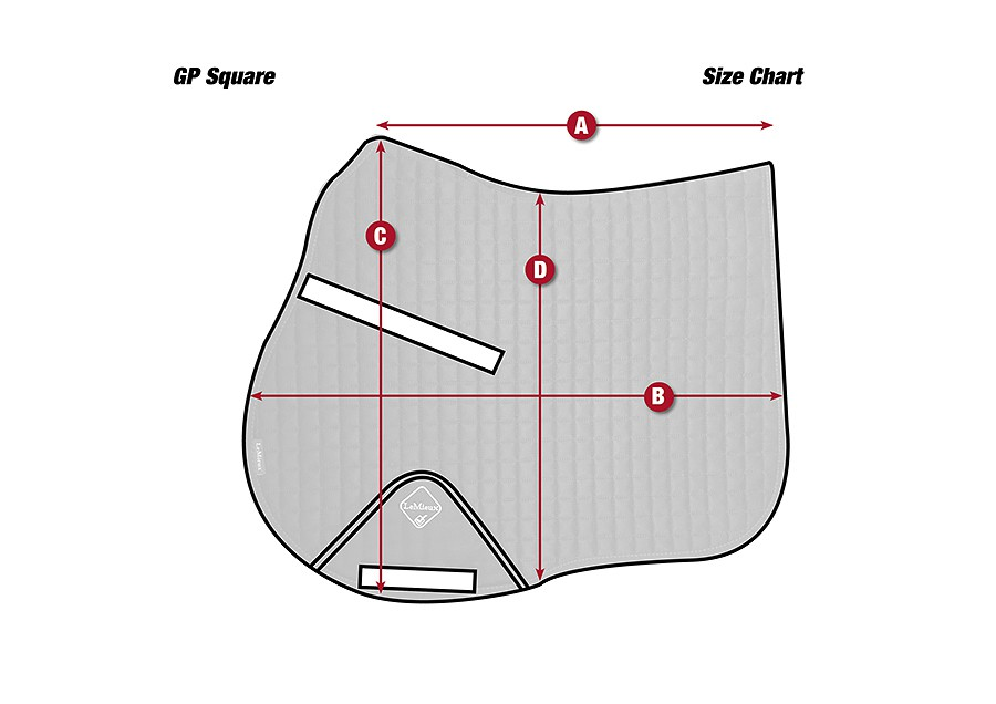 LeMieux GP Saddlepad